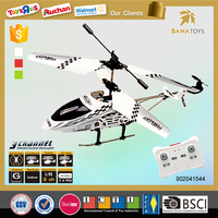3 channel high speed remote control helicopter with gyro
