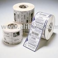 Direct Thermal Barcode Labels