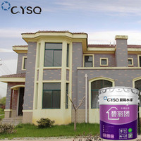 CYSQ exterior marble texture water based wall paint