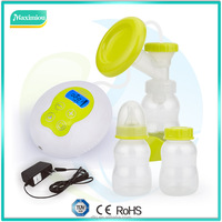 Baby pump breast, breast feeding, electric breast pump with rechargeable battery