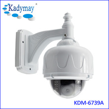 Super clear image!! HD CMOS 30M IR Dome Waterproof 5 Megapixel Pan/Tilt WIFI 1080P ip camera waterproof with P2P, ONVIF, Low Lux