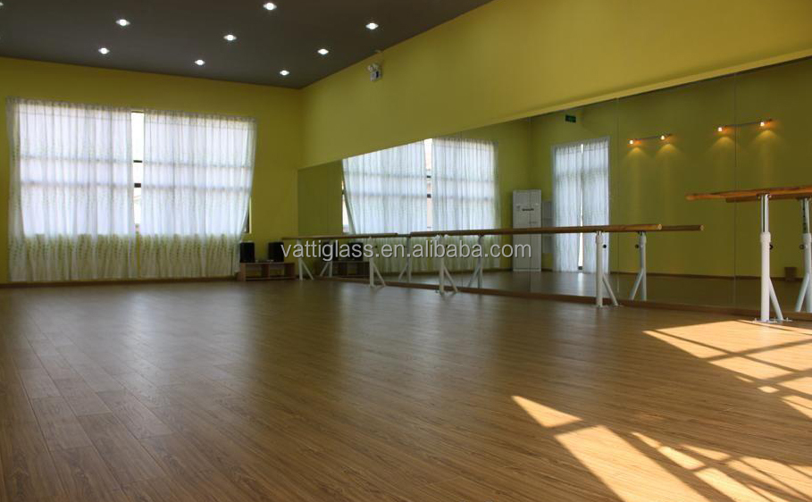 Modern dance studio wall mirror all kinds of decorative wall mirror