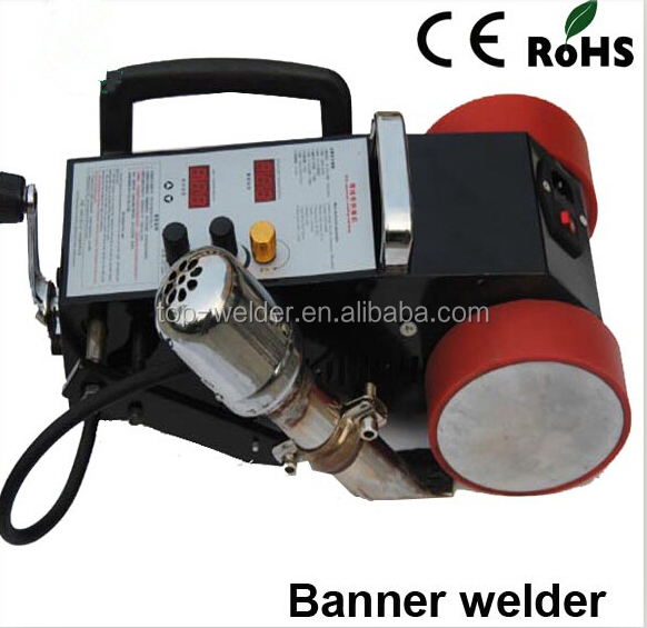 Hot sale multifunction automatic PVC banner welder
