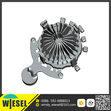 Aluminum alloy die casting product with the best quality