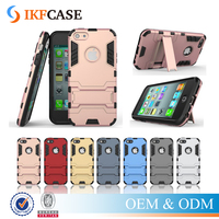 New Durable Shockproof Rugged Hybrid Armor Cell Phone Case for iPhone 5C