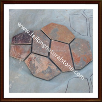 meshed paving stones for garden walkways