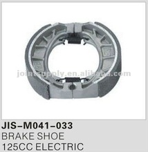 Motorcycle brake shoe for 125CC ELECTRIC