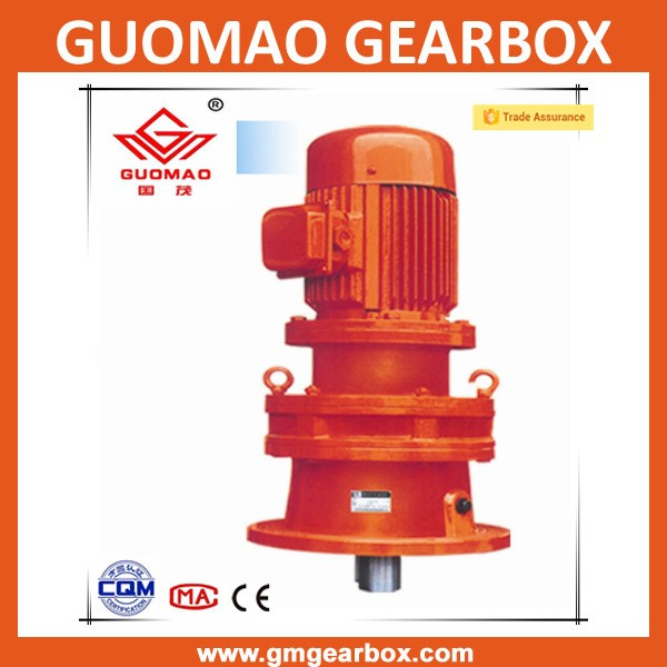 CE China Manufacturer Industrial XB series cycloidal gearbox with reduction gear