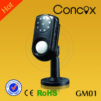 Concox personal alarm GM01 thermal imaging camera China/ long range motion detector with good quality