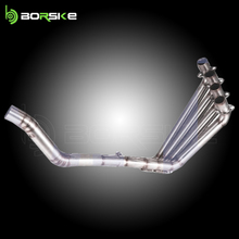 Hot sale muffler exhaust exhaust pipe for motorcycle HONDA CBR650
