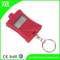 portable mini tire gauge / tire gauge / tire gauge with keychain