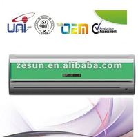 R22 Wall Hanging Air Conditioner With CE Certificate