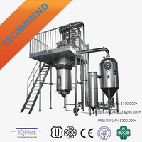 Industrial standard type/central circulation tube evaporator with good price