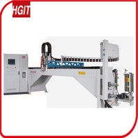 All beckhoff system glue sealing machine for sheet metal industry