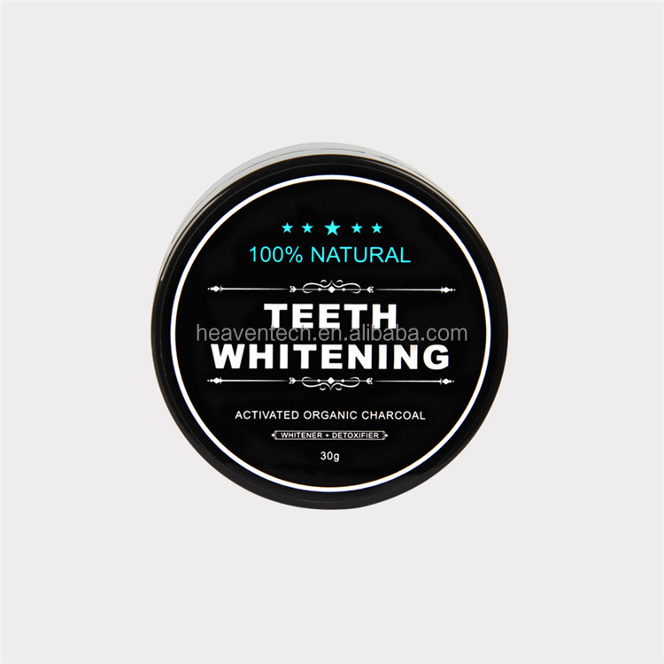 New Nature Coconut shells Activated Teeth Whitening Charcoal Powder