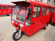 New Adult steering Electric tricycle for passengers