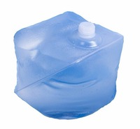 38mm 5L/1.25 Gallon LDPE Certified Translucent Cubitainers with Cap Spigot