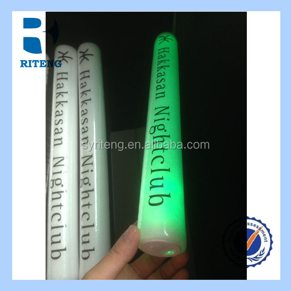 2016 SUNJET party supply luminous lighted bang bang sticks