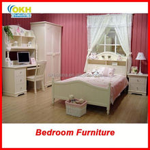Children Kids Bedroom Furniture Set