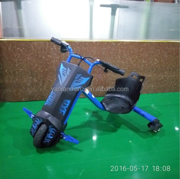 2016 Factory price 3 wheel self balancing electric scooter