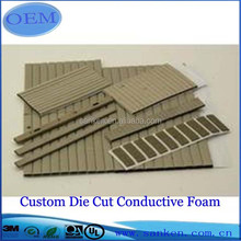 Precision Die Cut Low Density Conductive PE Foam