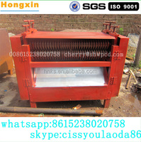 radiator crusher and separator with band saw supply from China factory