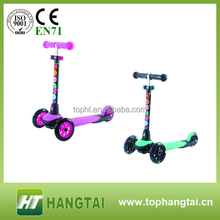 China scooter factory wholesale 3 wheel scooter/children scooter/kids scooter for sale
