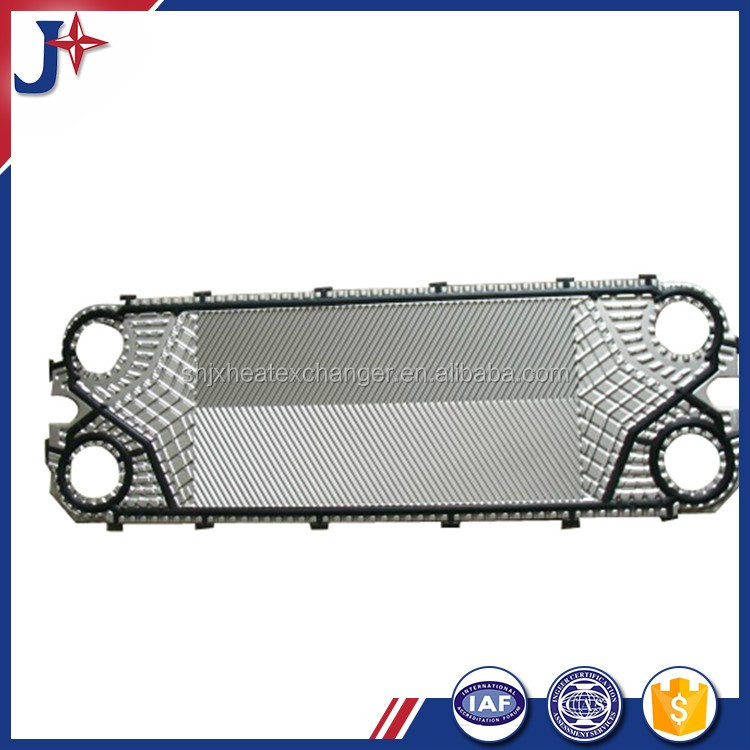 M6B EPDM gasket material for plate heat exchanger price list with special design