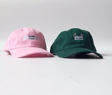 HOT Dad Hat party Baseball Cap DEMON ANGLE stitched Snapback Caps Exclusive Release Hip Hop street Hats pink black gorras