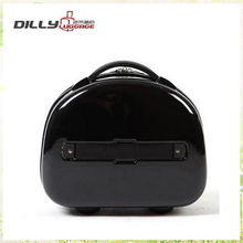 abs hard shell comestic and beauty vanity bag makeup case