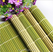 Eco-friendly mini recycled bamboo sushi mat hot sale