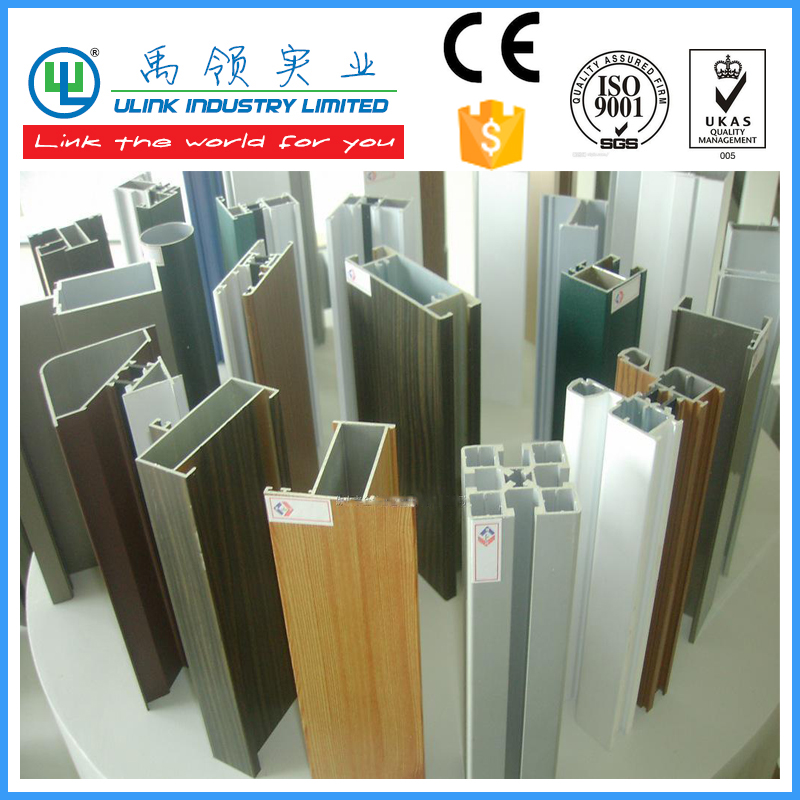Best Selling Aluminium Profile for Construction and Decoration