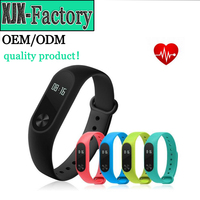Top 3 factory!Factory Supplier m2 smart bracelet with pedometer heart rate bluetooth 4.0 M2 smart bracelet