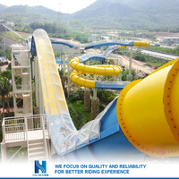 2016 New arrvail backyard inflatable water slide Factory in china