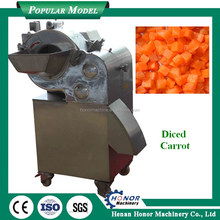 Fresh Vegetables And Fruits Rocessing Dicer Dried Raisins Prunes Dicer Machine