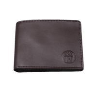 Dongguan factory direct wallet with card holder,delicate man`s wallet with customized logo,Beautifully made leather wallet