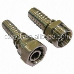 High Pressure Hydraulic Hose Assembly Hydraulic Hose End Joint