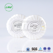 GMPC/FDA approved skin whitening hotel soap