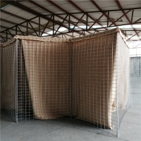 Italy hesco bastion prezzo /defensive barrier manufacturer/Mil 6 barrier wall cost