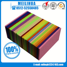 HOT sale ! polyester acoustic panel sound reflective materials types of acoustic ceiling board