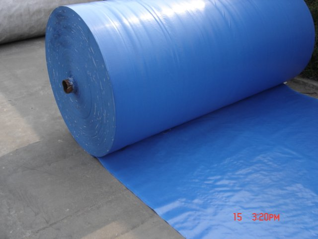 recycle material tarpaulin for cover