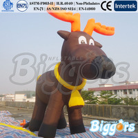 Hot Sale Inflatable Reindeer Shape Christmas Decoration Advertising