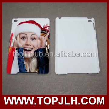 2016 hot selling Make your own photo printing for ipad mini pc hard case