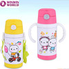 Cute OEM Airtight Colorful Vacuum Stainless Steel Thermos For Kids