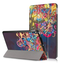 "Hot Selling Colorful Printing PU Leather Tablet Cover Case for Apple iPad Pro 10.5""(2017)"