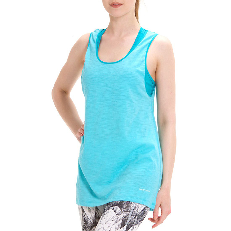 High Quality Women's Clothing Fashion Blank Women's tank tops and Bars Custom Printing Breathable Women's tank tops