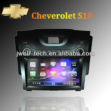Car headunits gps 2din ipod 3g for Cheverolet S10