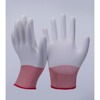 13G Customized Nylon Liner Pu Coated Garden Glove
