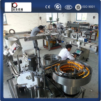 New designed cigarette automatic liquid filling machine with CE certificate
