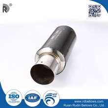 Raw material stainless steel car muffler for engine, small engine